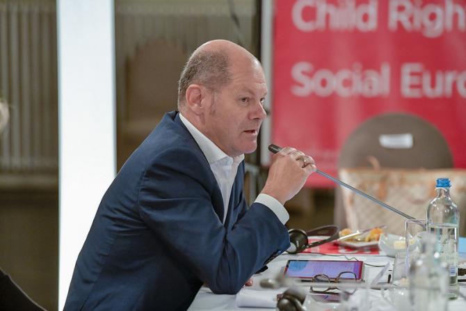 OLaf Scholz, a câștigat alegerile în Germania