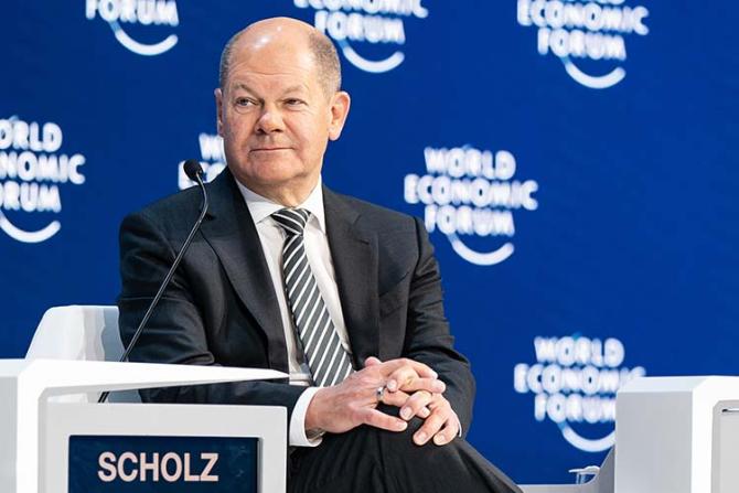 Olaf Scholz, noul cancelar al Germaniei
