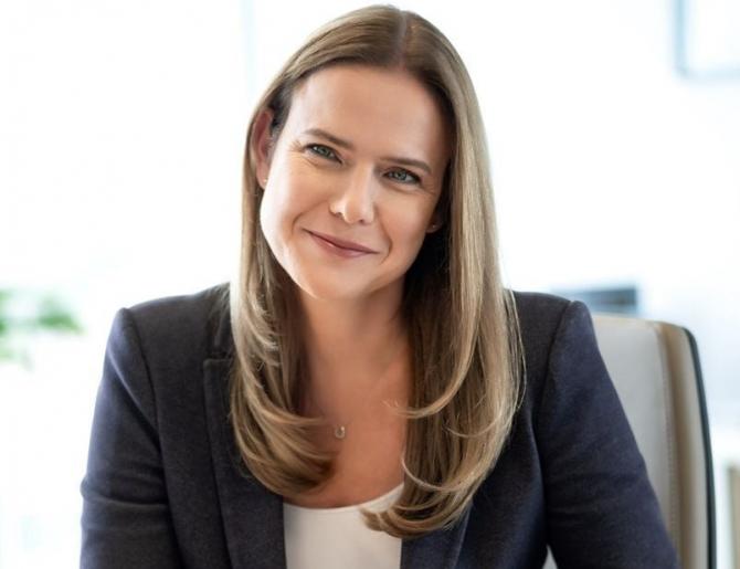 Christina Verchere, CEO al OMV Petrom