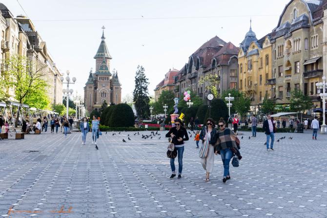 În Timișoara se instituie carantina de noapte