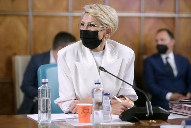 Raluca Turcan: Pilonul II de pensii este la fel de important ca cel de stat; reducerea contribuției a fost GREȘITĂ