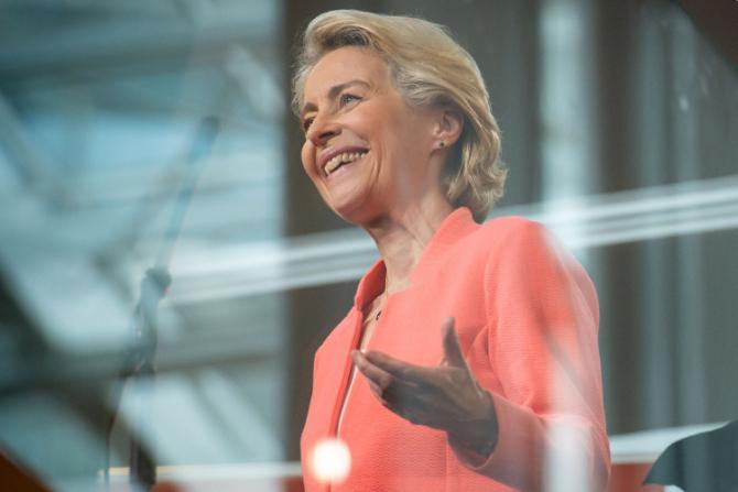 Ursula von der Leyen vine la București pentru a semna protocolul