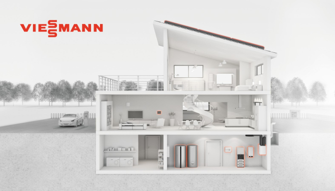 Viessmann - un producător desăvârșit și un partener de afaceri în care îți poți pune toată încrederea