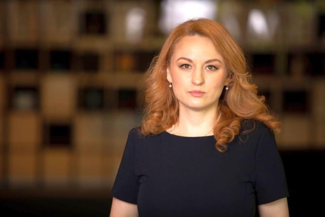 Gina Cruceru, Director Resurse Umane în cadrul Grupului KMG International (Rompetrol)