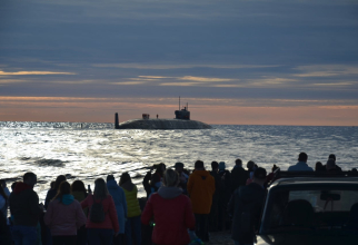 Submarinul Cneazul Oleg a lansat cu succes o rachetă balistică