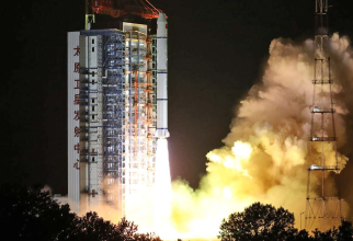 China ar fi testat o rachetă hipersonică