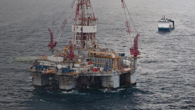 România nu a reușit nici acum să exploateze gazele din Marea Neagră