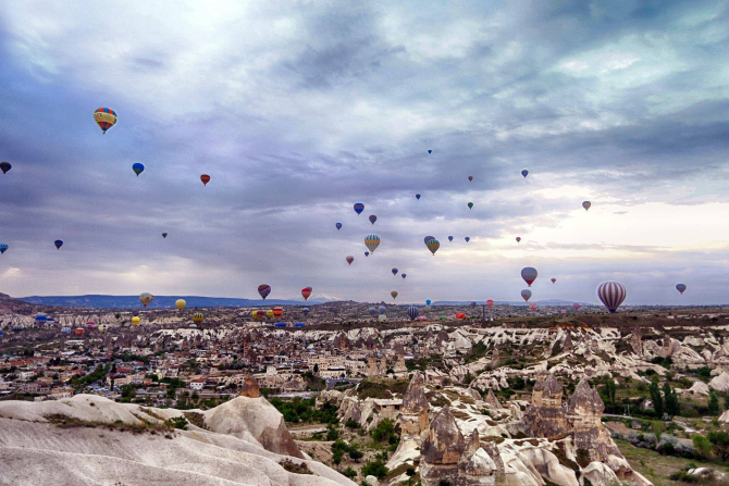 Turcia speră să atragă 50 de milioane de turiști până în 2023