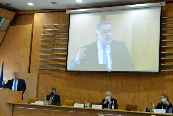 Mihai Daraban: Green Deal poate fi o oportunitate serioasă pentru ceea ce înseamnă trafic pe Marea Neagra și bineînțeles mai departe pe Dunăre către centrul Europei