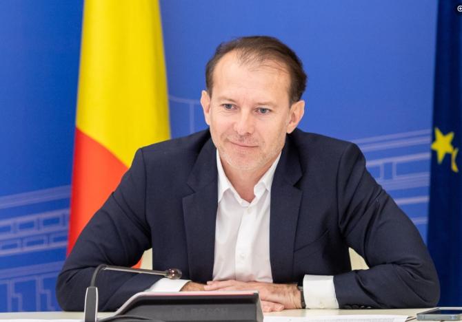 Florin Cîțu: Bugetul de vouchere pentru cei care se vaccinează e epuizat