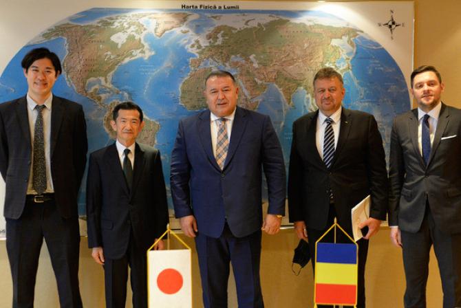 Mihai Daraban: Investitorii japonezi sunt mai mult decât bineveniți în România