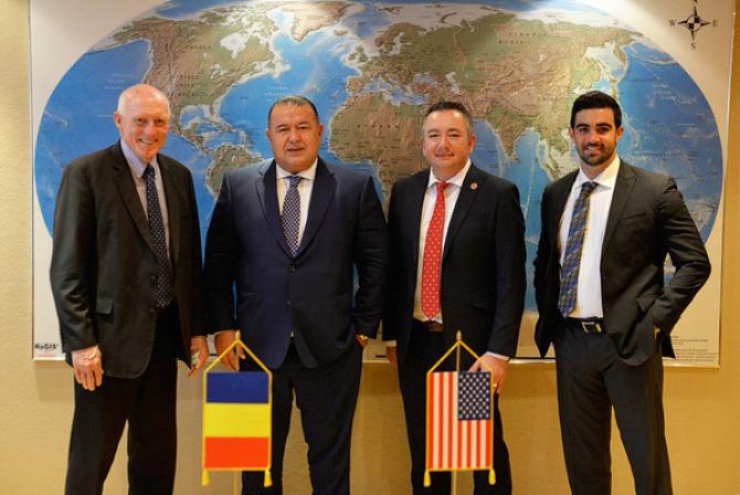 Mihai Daraban: CCIR va oferi asistență directă și nemijlocită investitorilor americani pentru identificarea soluțiilor optime de dezvoltare a business-ului
