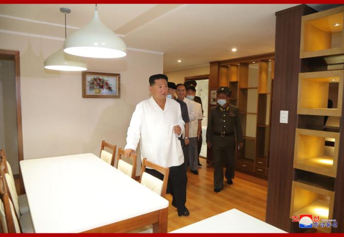 Liderul nord-coreean mereu surprinde cu câte ceva
