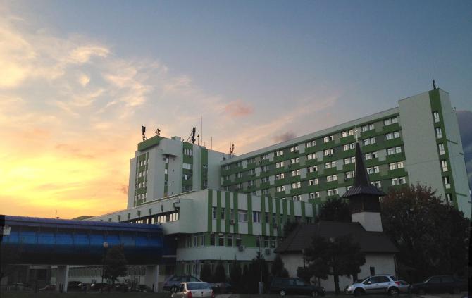 Spitalul Clinic Judetean de Urgenta Timisoara