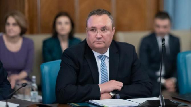 Nicolae Ciucă este noul premier desemnat de președintele Klaus Iohannis